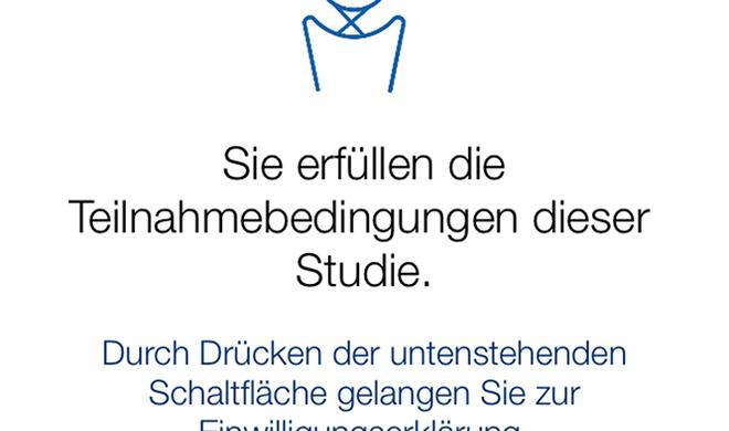 ResearchKit: Erste App im deutschen App Store gelandet - medizinische und gesundheitliche Forschung revolutionieren