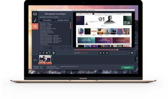 Movavi: Bildschirmvideos leicht erstellen - so verwandeln Sie den Monitor-Inhalt in einen Film