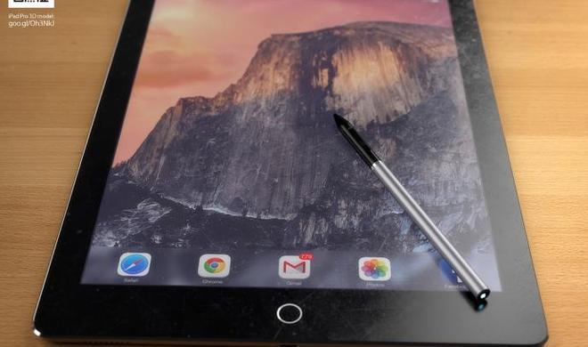 """iPad Pro: Wieso der Stylus des """"Riesen""""-Tablets das präziseste Eingabegerät auf dem Markt wird"""