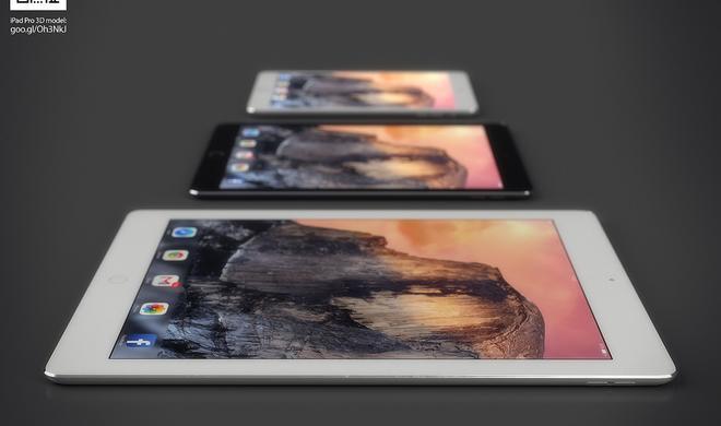 iPad Pro: Aus diesen Gründen kommt das Riesen-Tablet schon im Oktober