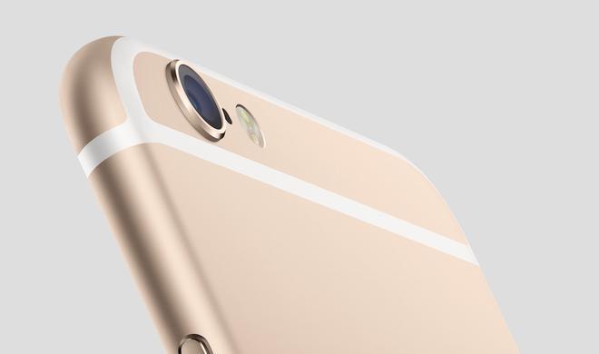 Apple tauscht defekte iSight-Kamera beim iPhone 6 Plus aus