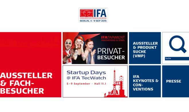 Beendet: IFA 2015 Gewinnspiel: MacLife verlost 10 x 2 Tickets für die größte europäische Elektronikmesse in Berlin