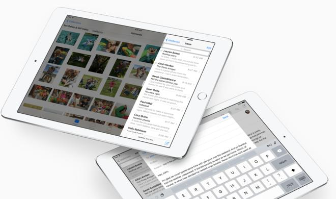 iPad Pro: Bauteillieferungen beginnen im September