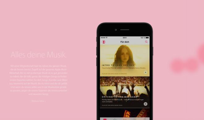 Apple Music: Auf dem Weg zur Künstlichen Intelligenz