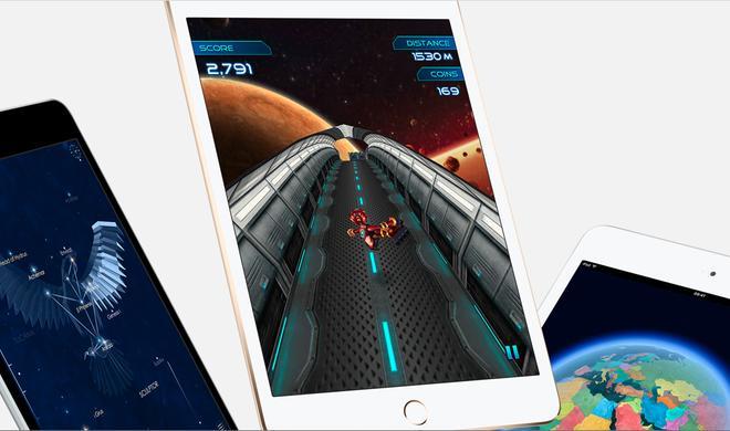 iPad mini 4: Apple Tablet bereits verfügbar