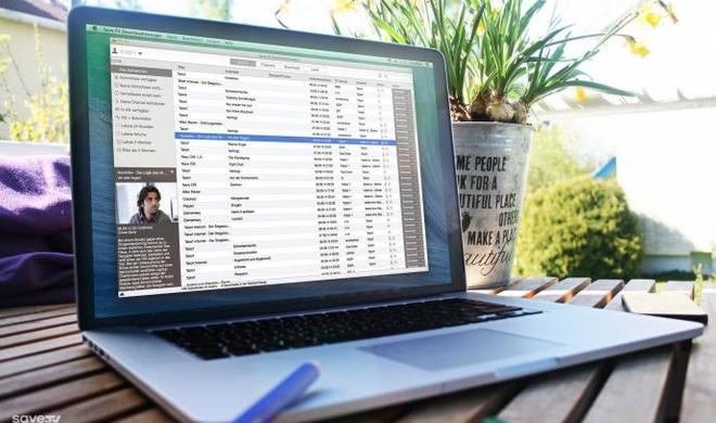 Mac Life-Leser erhalten exklusives Gratis-Angebot von Save.TV: Online-Rekorder mit mehr Funktionen in Version 4.0