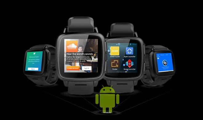 Apple Watch-Rivalen: Omate stellte zwei neue TrueSmart-Smartwatches mit eigener SIM-Karte vor
