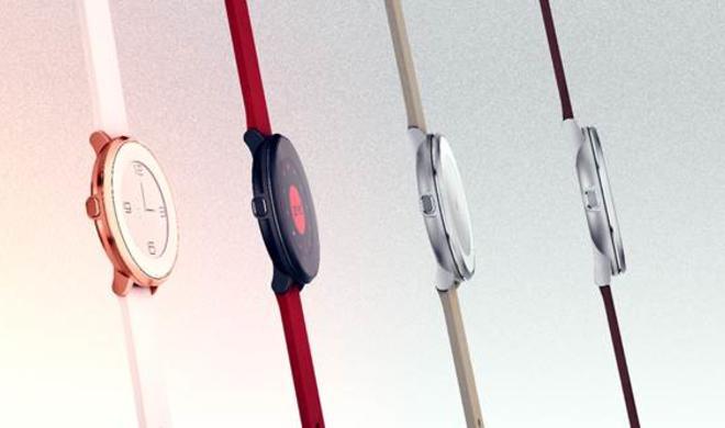 Pebble Time Round: Stromsparende Smartwatch dank E-Paper-Farb-Display in rundem Gehäuse