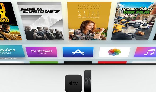 tvOS 9.0 Beta 2 freigegeben: Das bringt das Update für Apple TV 4 mit