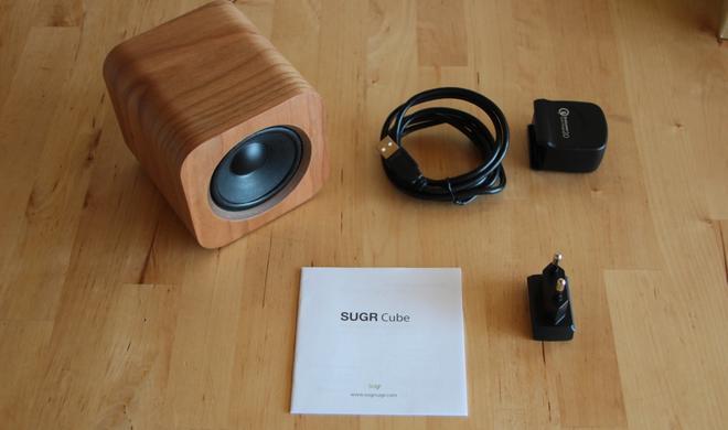 Sugr Cube im Test: Airplay-Lautsprecher samt konkurrenzloser Innovationen