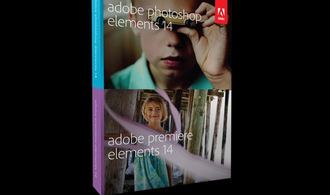 Photoshop Elements 14 und Premiere Elements 14 mit 4K-Unterstützung und Anti-Verwacklungsfunktion