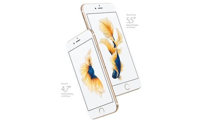 iPhone 6s: Apple verkündet Rekord-Verkaufszahlen