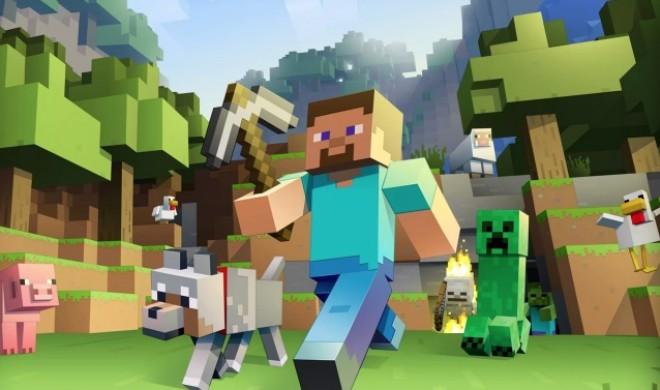 Minecraft für die Oculus Rift - virtueller Klötzchenbau startet im Frühling 2016