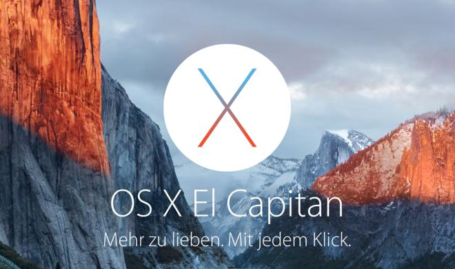 Test: OS X 10.11 El Capitan in der Praxis