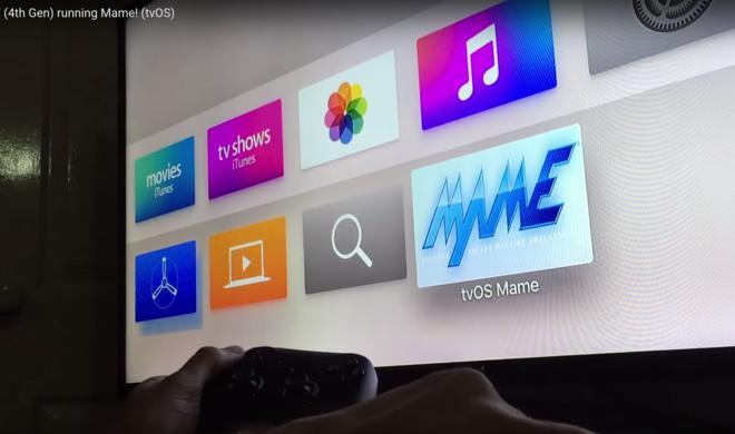 Apple TV 4: Dieser Trick erlaubt das Spielen klassischer Konsolenspiele