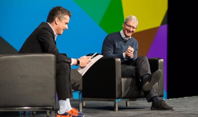 """Tim Cook: """"Keine Vereinigung von iOS und OS X"""" – wird sich Apples Entscheidung rächen?"""