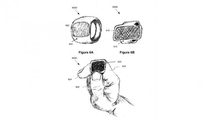 Apple Ring: Neues Patent beschreibt smarten Fingerring