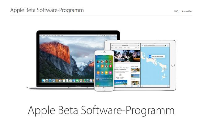 OS X 10.11.1 El Capitan: Zweite Public-Beta steht zum Download bereit