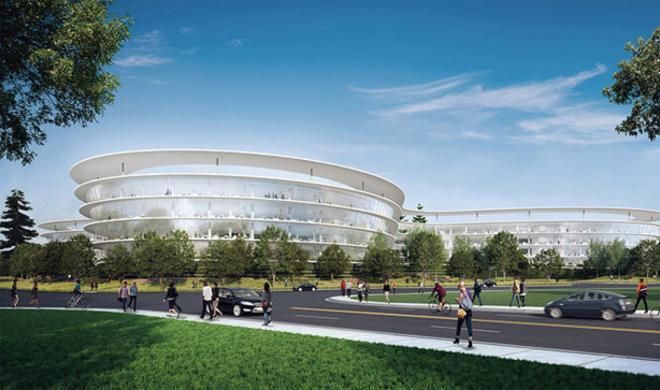 Spaceship 2: Plant Apple einen weiteren Campus in Sunnyvale?