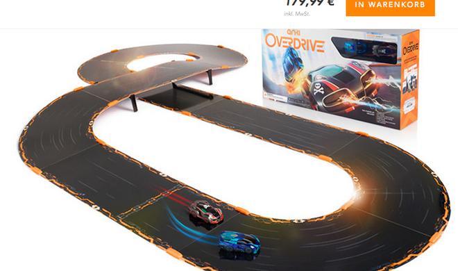 Auto-Battle-Rennspiel via iPhone und App: Anki Overdrive nun auch in Deutschland erhältlich