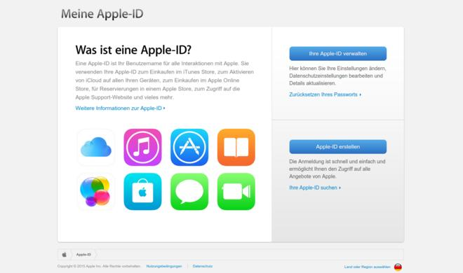 iCloud: Apple verbessert & vereinfacht Zwei-Faktor-Authentifizierung