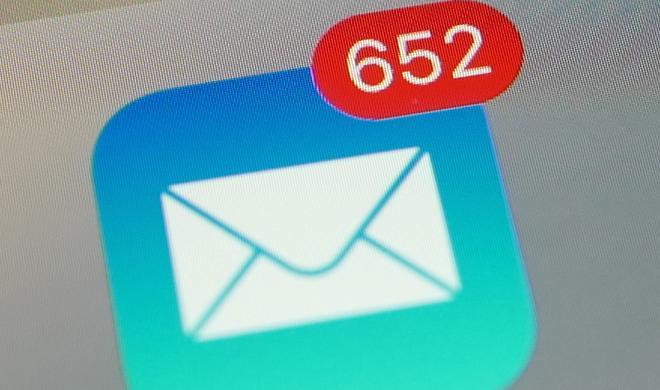 iOS 9 kämpft mit Problemen bei POP3-E-Mails