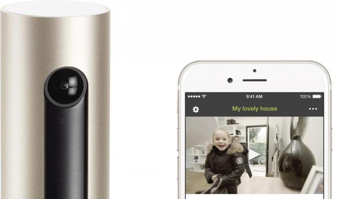 Kurztest: Netatmo Welcome, Überwachungs-Kamera mit iOS-Anbindung
