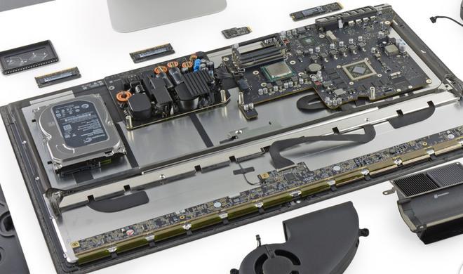 27 Zoll-iMac mit 5K-Display: Apple erlaubt bis zu 64 GB RAM