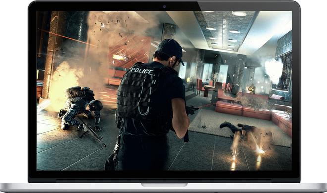 MacBook: Denn zum Spielen ist es da!