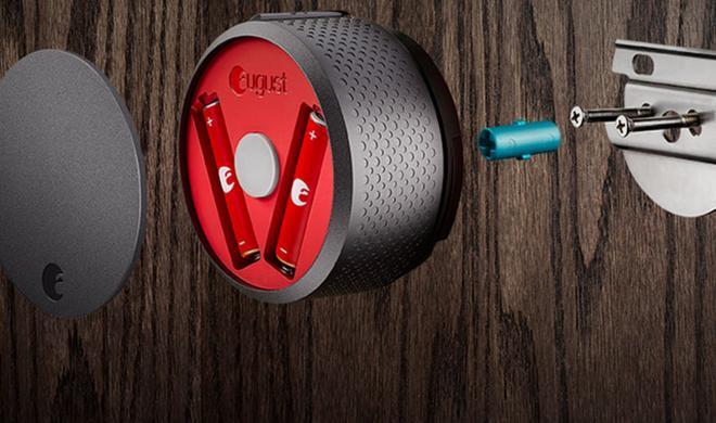 August Smart Lock: Türschloss hört via HomeKit auf Siri