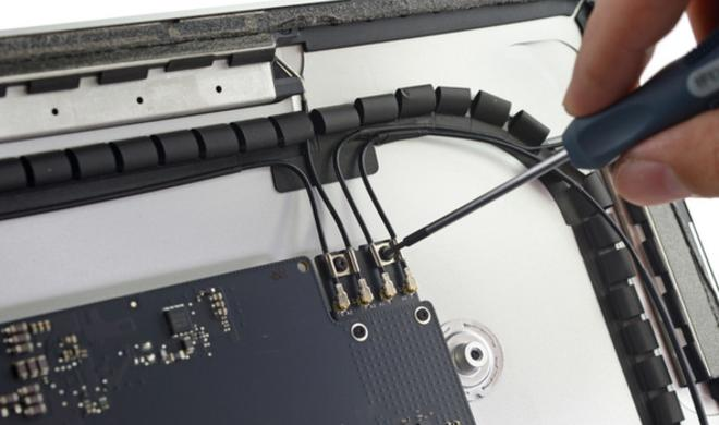 iFixit: iMac Late 2015 ist schlecht zu reparieren