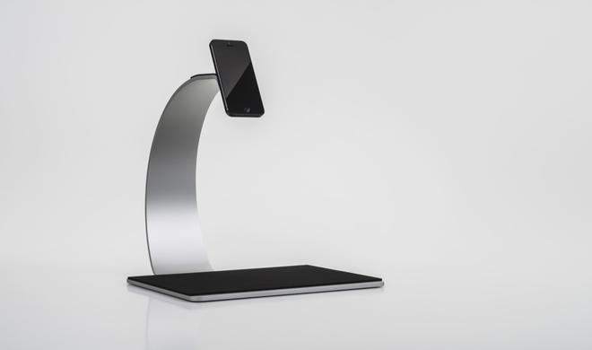ScanPad macht das iPhone zum  Scanner und Overheadprojektor