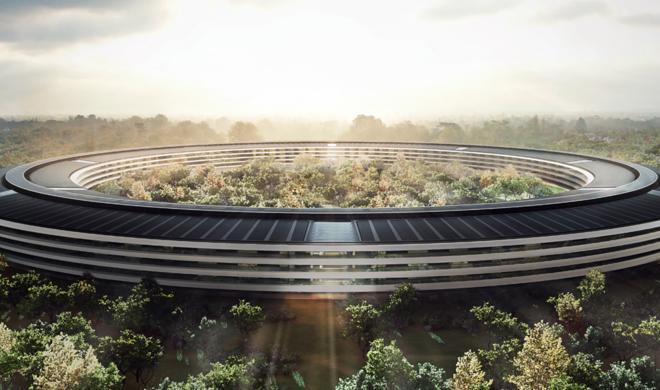 Großprojekt Apple Campus 2: Neues Video zeigt enorme Fortschritte