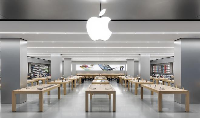 Apple Store Mitarbeiter erbeutet eine Million US-Dollar