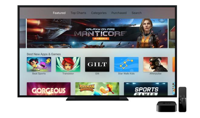Apple TV: tvOS Goldmaster nun für Entwickler verfügbar