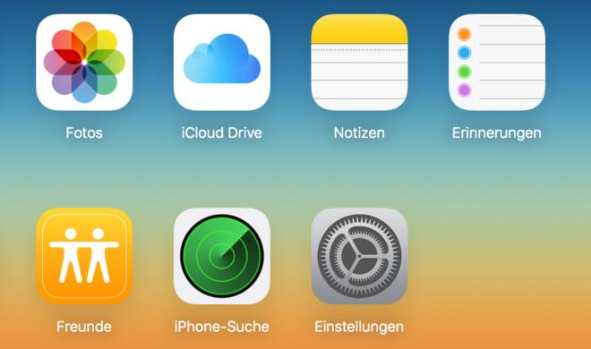 """Freunde suchen"": Apple bringt Funktion zu iCloud.com"
