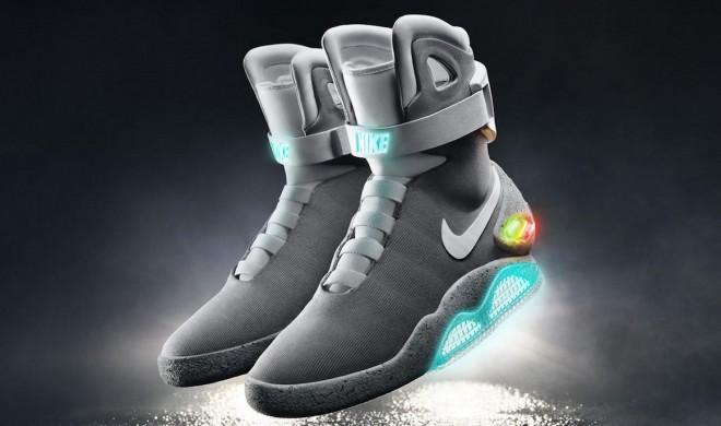 """Nike kündigt """"Zurück in die Zukunft-Schuhe"""" an"""