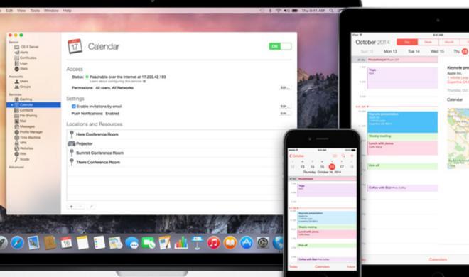 Update für Xcode 7.1 & OS X Server 5.0.15