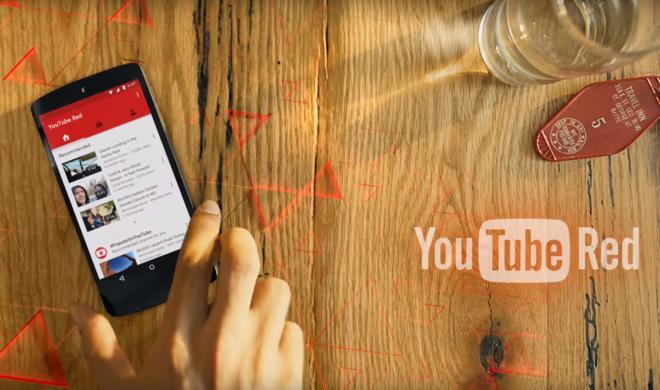 YouTube Red: Abonnement-System ermöglicht werbefreie Videos