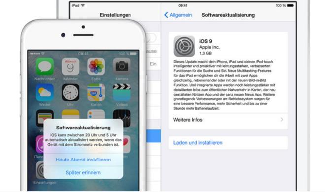 iOS 9-Bug: Über-Nacht-Update deaktiviert Wecker