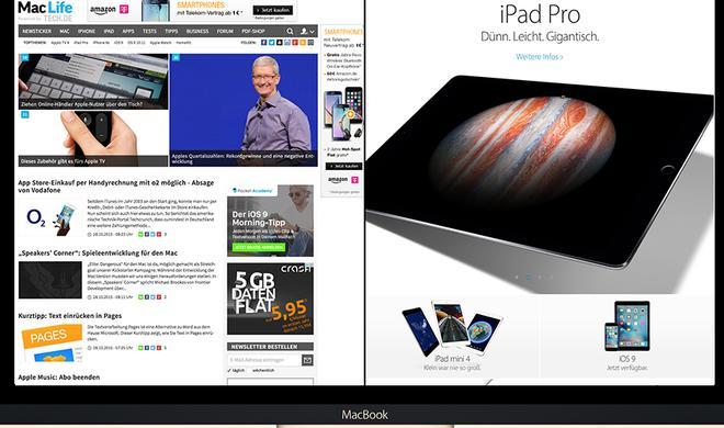 OS X 10.11.2: Apple veröffentlicht erste Beta
