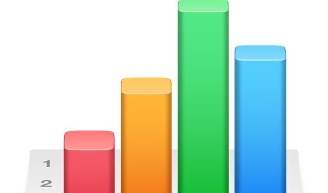 So geht's: Zeilen- und Spaltenmaß in Numbers einstellen