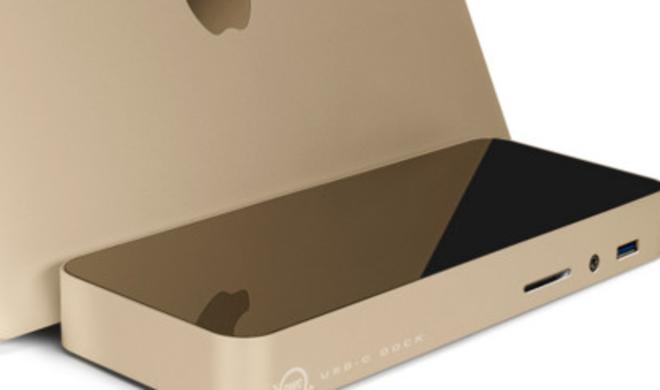 MacBook: OWC USB-C Dock verspätet sich