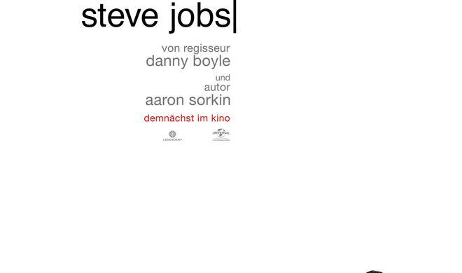 """Featurettes: Exklusiv-Material zum """"Steve Jobs""""-Film mit Michael Fassbender"""