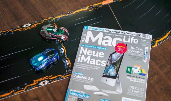 15 Jahre Mac Life: Mitfeiern und gewinnen!