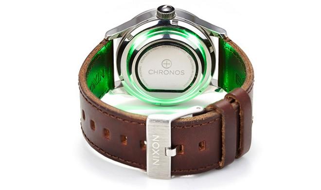 Chronos macht jede Armbanduhr zur Smartwatch