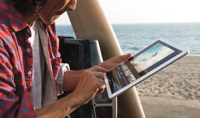 iPad Pro: Ab Mittwoch im Online Store erhältlich – bis zum Ende der Woche auch im Apple Store
