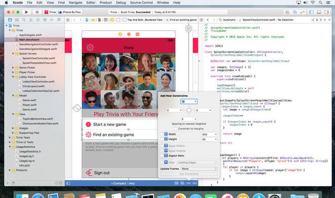 Xcode 7.1.1 steht zum Download im Mac App Store bereit