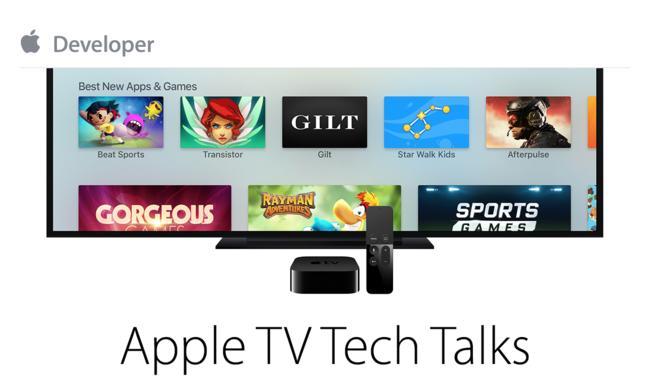 Apple kündigt Tech Talks mit Apple-TV-Fokus an