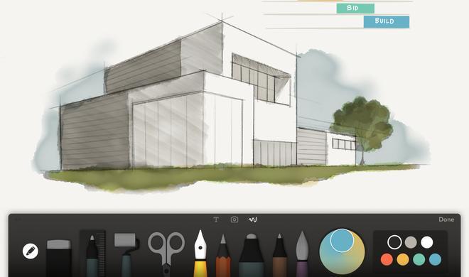 Paper unterstützt iPad Pro und 3D Touch